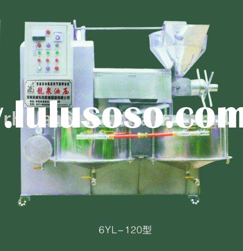 elctrical mutifuction fruit oil press machine for edible oil seeds