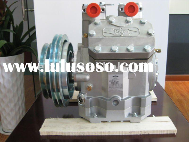 electromagnetic compressor clutch for bus