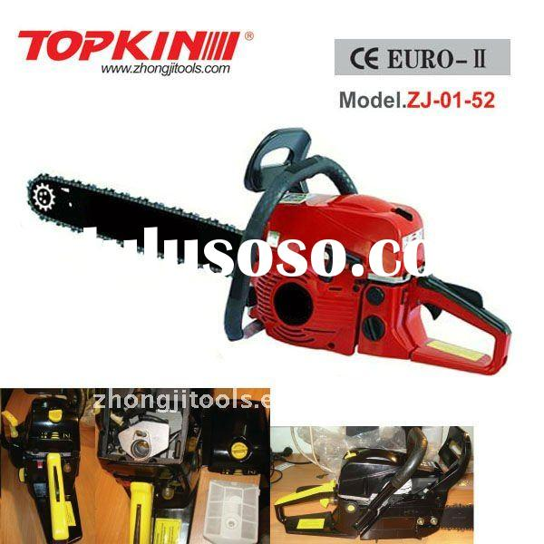 enjoy great popularity easy starter 52cc gasoline chainsaw with bubble