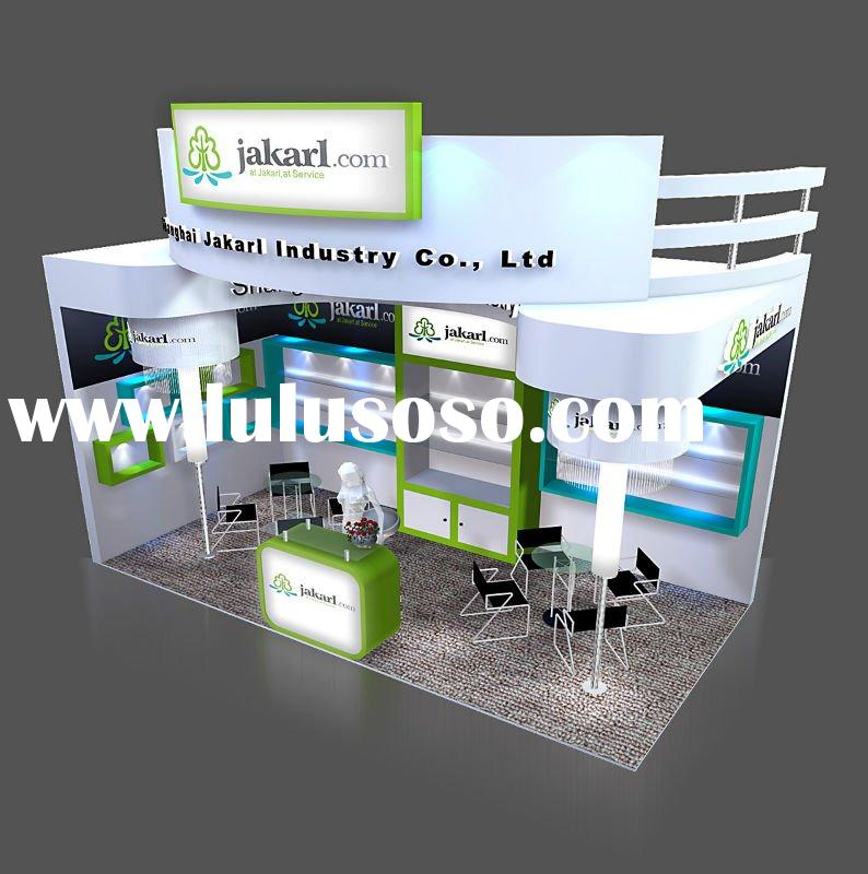 Exhibition Booth Manufacturer China : Exhibition booth design services providers for sale