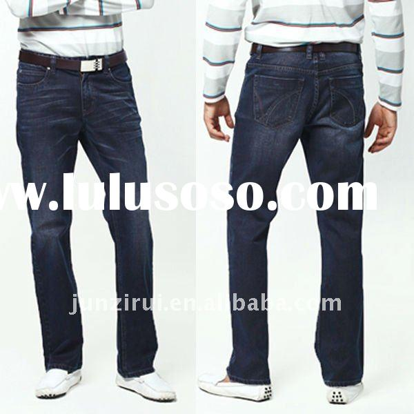 fashion branded jeans