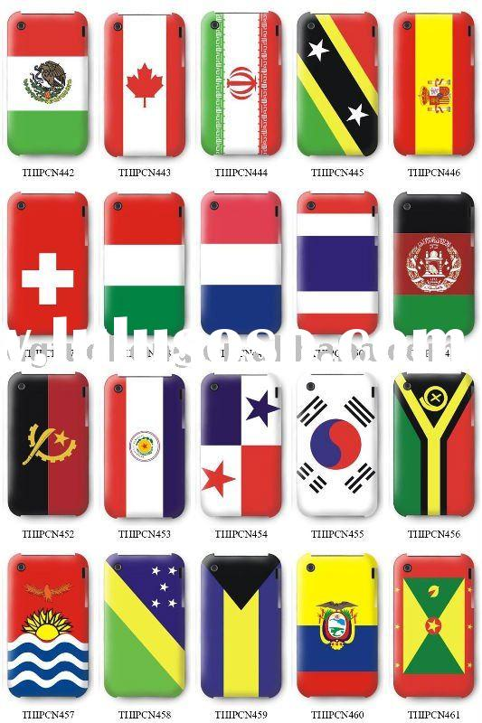 fashionable custom design cell phone case for iphone 4G