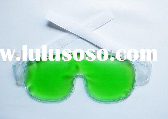 gel eye mask(gel face mask,gel ice pack,gel hot cold pack)