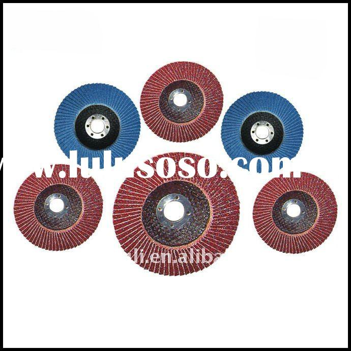 grinding flap disc for marble,stainless steel,wood
