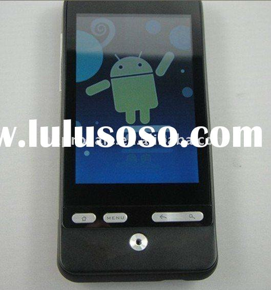 "handphone A6000 android 2.2 3.2"" capacitive multi-touch screen GPS WIFI TV dual sim"