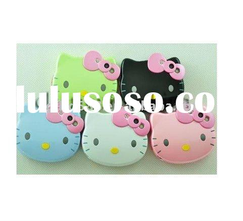 hello kitty C90 dual SIM dual standby support FM,bluetooth ,GPRS mobile phone