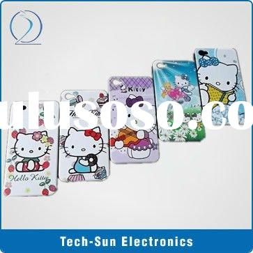 hello kitty Hard Back Cover Cell phone/Mobile Phone Case For Iphone 4 4G/4S
