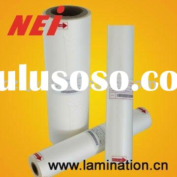 high gloss thermo laminated film for laminating film machine