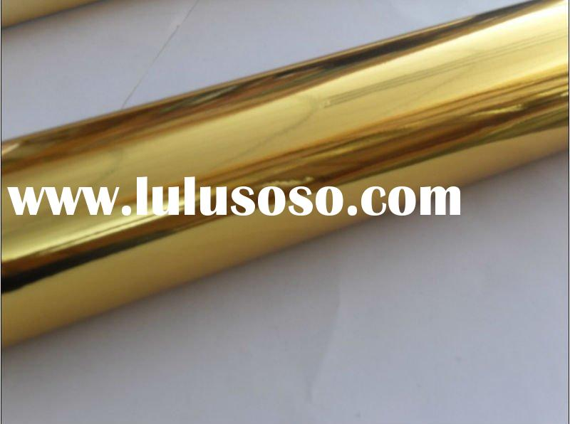 high quality gold color foil heat transfer paper