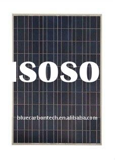 high used 230W poly crystalline silicon solar panel