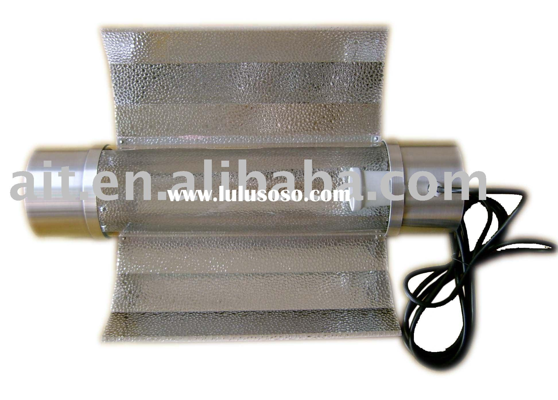 hydroponic cool tube light reflector, aluminum reflector