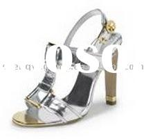 ladies high heel sandals-L09109