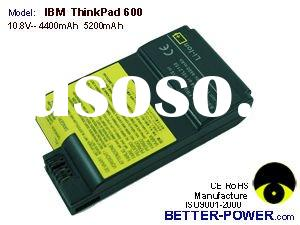 laptop battery IBM ThinkPad 600 600D 600E 600X 2645 series batteries laptop