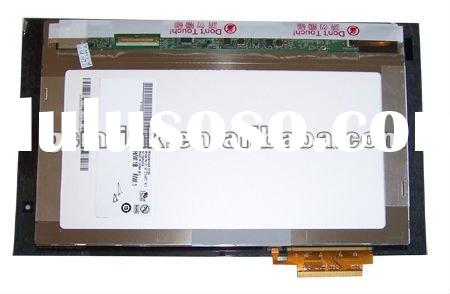 laptop computer lcd screen display with touch screen complete for Acer Iconia Tab A500 lcd screen