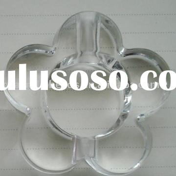 large flower acrylic beads|large clear flower beads|clear flower acrylic beads