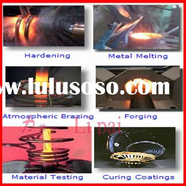 less oxide layer high frequency induction heating furnace