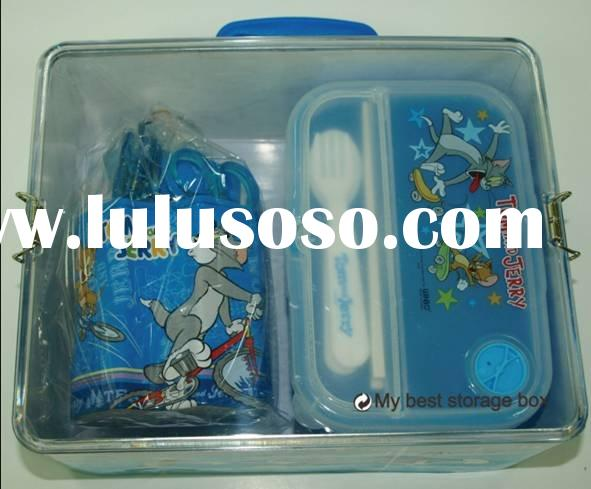 lunch box stationery storage box set gift set