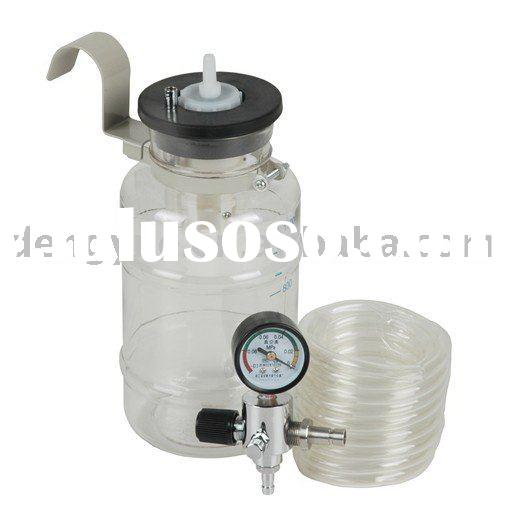 medical wall mounted suction bottle