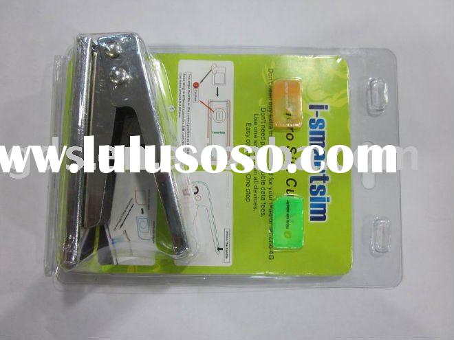 micro sim card cutting cutter for ipad for iphone 4g