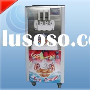 mini stainless steel ice cream machine