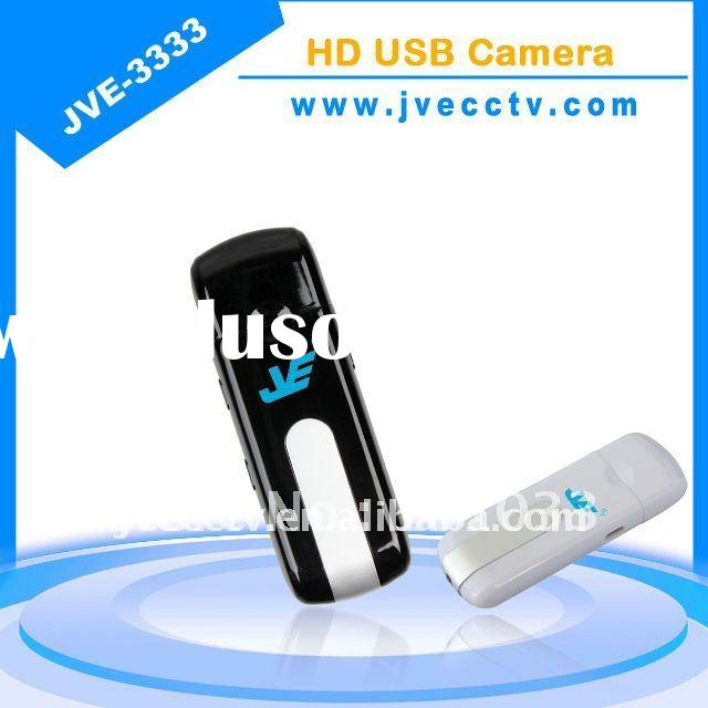 motion detection HD mini USB pinhole digital video camera JVE-3333