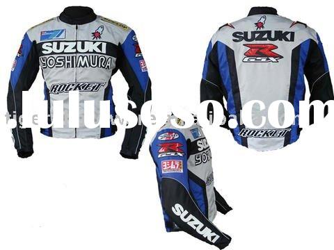 motor waterproof jacket suzuki jacket suzuki racing jacket WATERPROOF TEXTILE JACKET