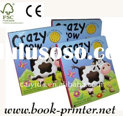 music book printing service with perfect sound
