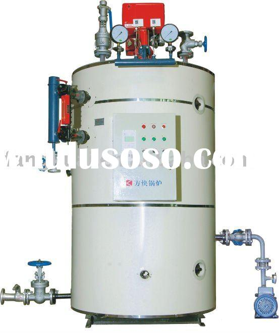 natural gas/diesel fired vertical steam boiler/industrial steam boiler