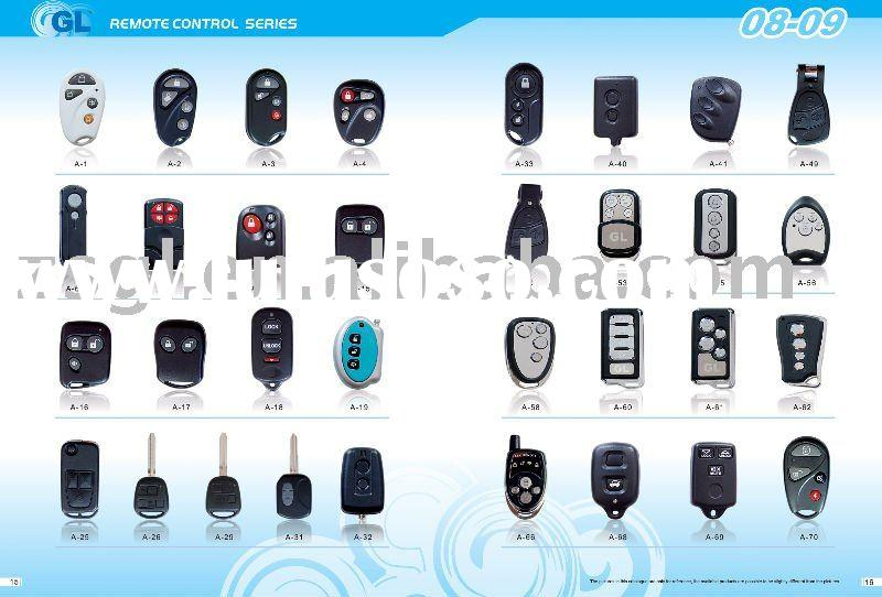 one way car alarm system with auto start