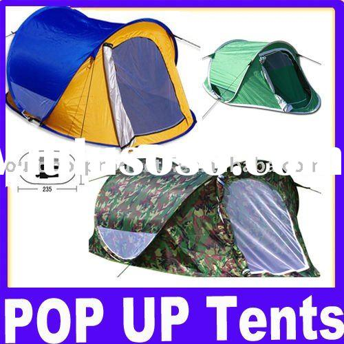 outdoor pop up tent for camping beach tent family tent outdoor basic equipment