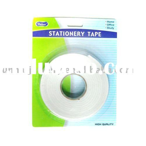 plate/foam Double sided Mounting ring adhesive Tape