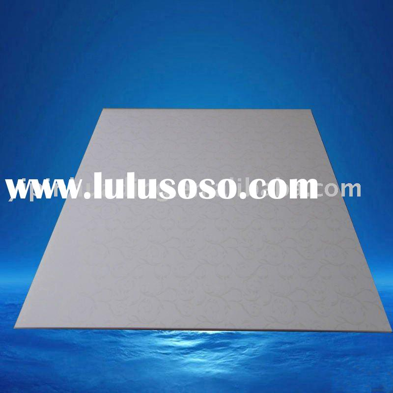 pvc plastic panel for wall and ceiling