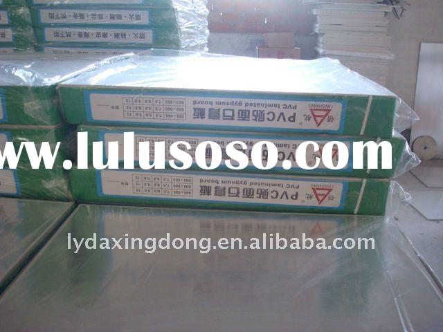 pvc suspended ceiling gypsum board /ceiling tile