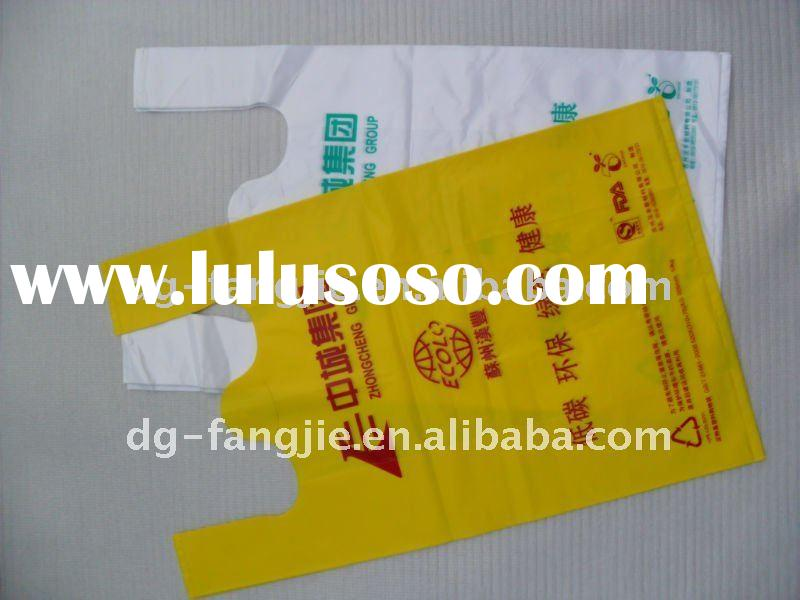 recyclable plastic bag