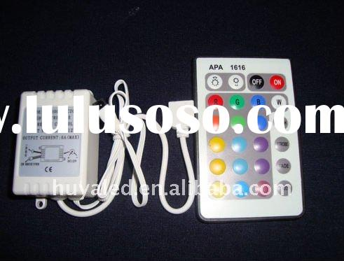 remote control rechargeable led bulb light
