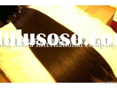 remy hair weft extension