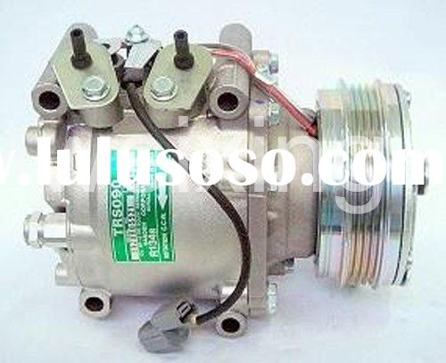 sanden air conditioning compressor TRS090 for HONDA CIVIC