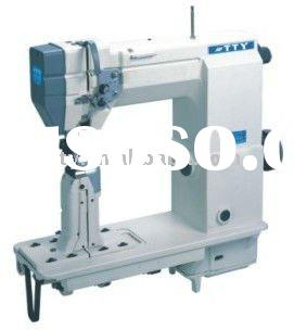 singer double needle postbed lockstitch sewing machine