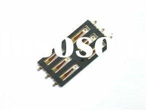 smart sim card reader connector /junctor for mobile iphone 3g/3gs