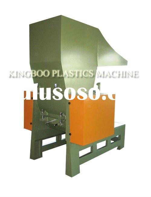 soft and hard plastic crusher machine
