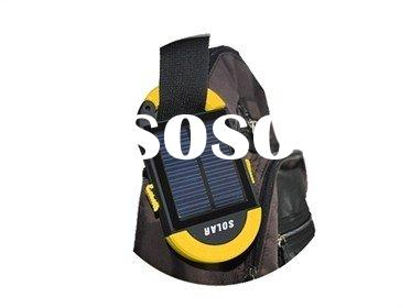 solar battery pack charger
