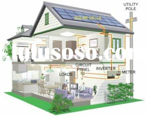 solar power system/home