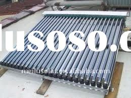 solar thermal collector, solar pressurized collector,swimming pool