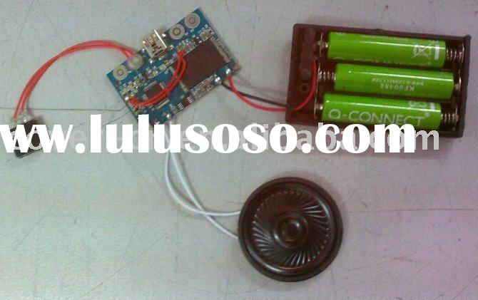 sound module for toys