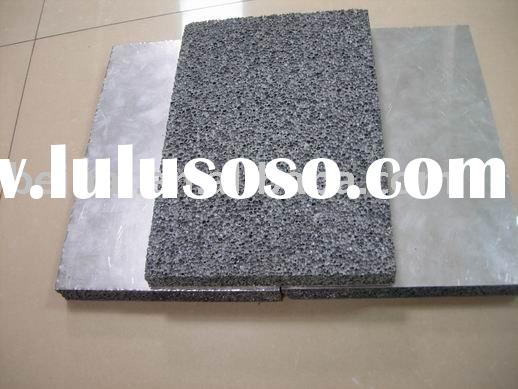 soundproof wall panel--aluminum composite panel with aluminum sheet