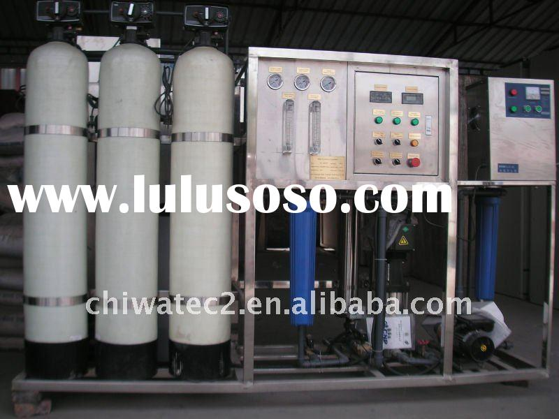 stainless steel UV water treatment equipment for drinking water