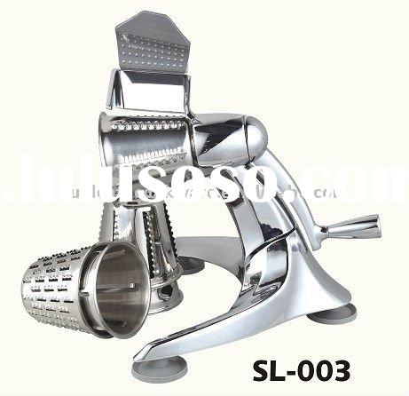 stainless steel manual salad machine