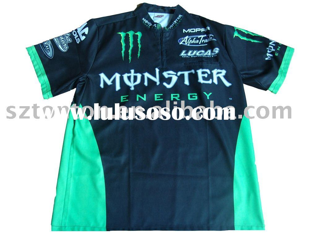 sublimation racing wear
