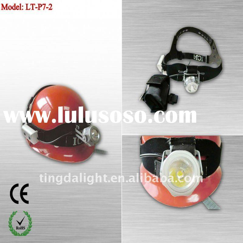super bright led mining light with SSC-P7 Cree T6