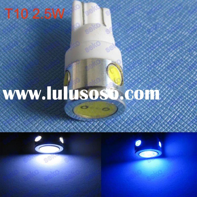 super bright t10 white led